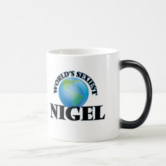 World's Sexiest Nigel Coffee Mugs