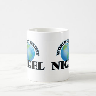 World's Sexiest Nigel Coffee Mug