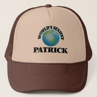 World's Sexiest Patrick Trucker Hat