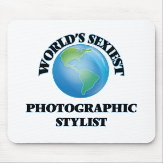 World's Sexiest Photographic Stylist Mousepad