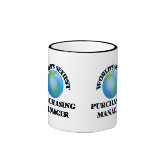 World's Sexiest Purchasing Manager Mugs
