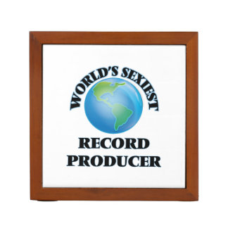 World's Sexiest Record Producer Desk Organizers