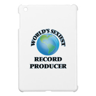 World's Sexiest Record Producer Cover For The iPad Mini