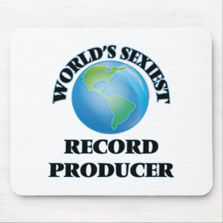 World's Sexiest Record Producer Mousepads