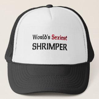 World's Sexiest Shrimper Trucker Hat