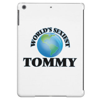 World's Sexiest Tommy iPad Air Covers