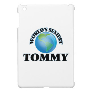World's Sexiest Tommy iPad Mini Covers