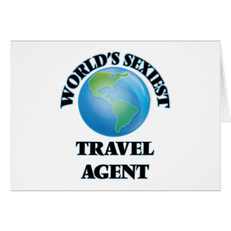 World's Sexiest Travel Agent Cards