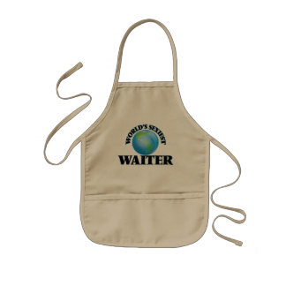 World's Sexiest Waiter Aprons