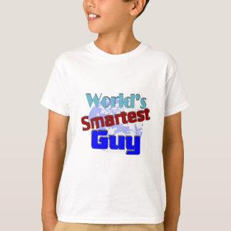 World's Smartest Guy Tees