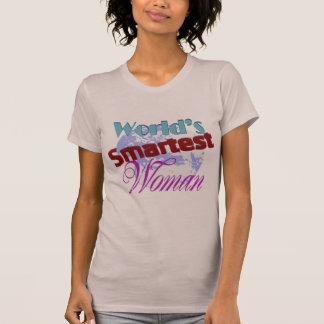worlds smartest woman T-Shirt