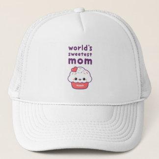 World's Sweetest Mom Trucker Hat
