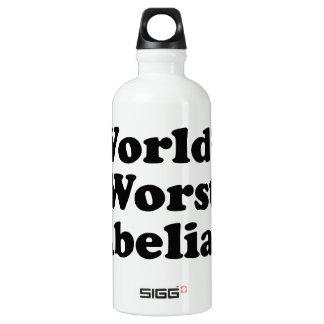 World's Worst Abelian Water Bottle