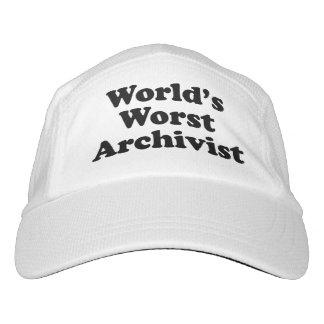 Worlds' Worst Archivist Hat