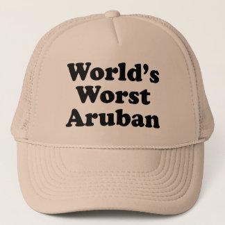 World's Worst Aruban Trucker Hat