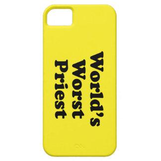 World's Worst Priest iPhone 5 Case