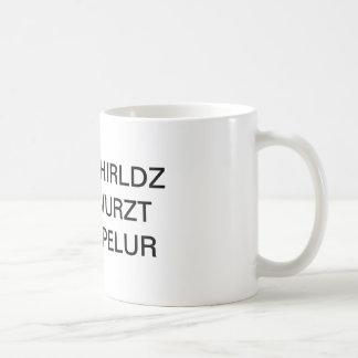 World's Worst Speller Mug