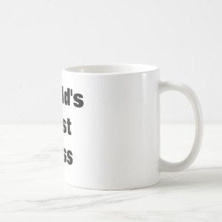 World'sBestBoss Basic White Mug