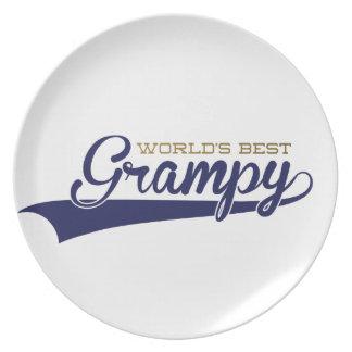 WorldsBestGrampyTee-01 Plate