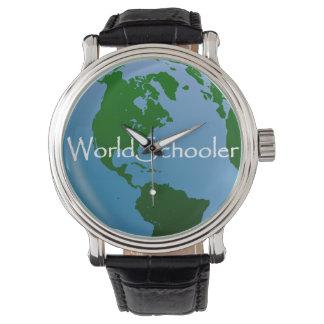 WorldSchooler Watch