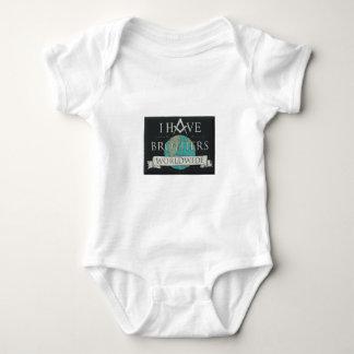 Worldwide Brotherhood Baby Bodysuit
