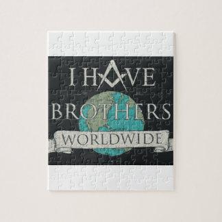 Worldwide Brotherhood Jigsaw Puzzle