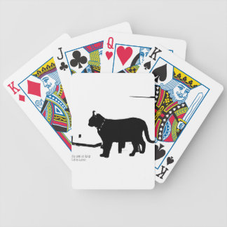 """""""   Worldwide central investment bank world top Bicycle Playing Cards"""