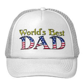 Worls best DAD Cap