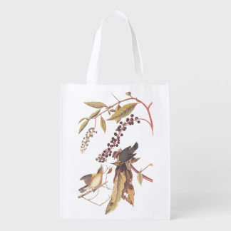 Worm-Eating Warbler Bird Tote Bag