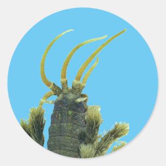 Worm Sticker 1