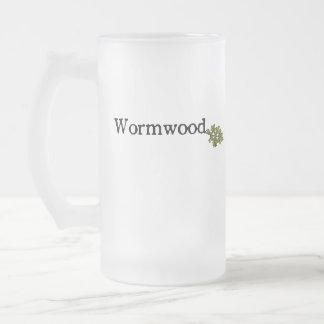Wormwood Glass Mug