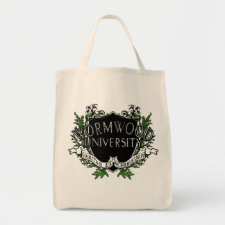 Wormwood University Grocery Tote Bag
