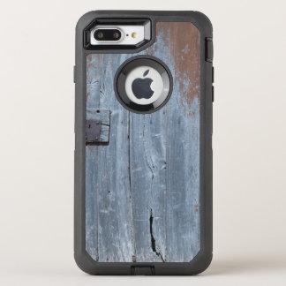 Worn and Rusty Wooden Door OtterBox Defender iPhone 8 Plus/7 Plus Case