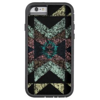 Worn-out tribal pattern. tough xtreme iPhone 6 case