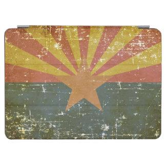 Worn Patriotic Arizona State Flag iPad Air Cover
