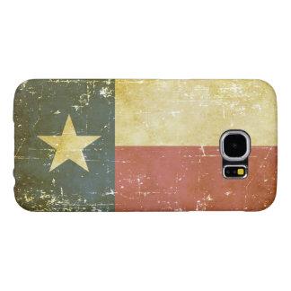 Worn Patriotic Texas State Flag