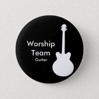 WorshipTeam, Guitar Badge