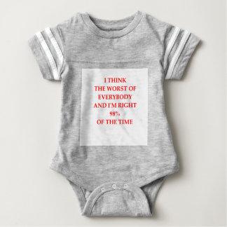 WORST BABY BODYSUIT
