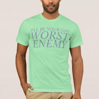 worst enemy T-Shirt