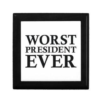 Worst President Ever Gift Box