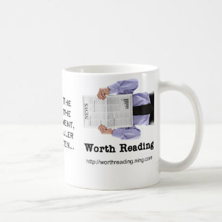 Worth Reading Mug