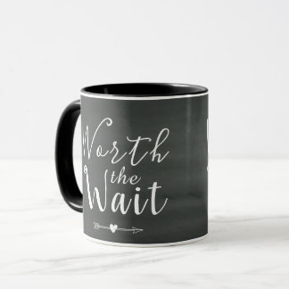 Worth the Wait - Adoption, Foster Care, New Baby Mug