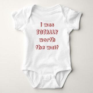 Worth the Wait - T-shirt