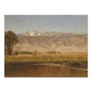 Worthington Whittredge - Foothills Colorado Photo