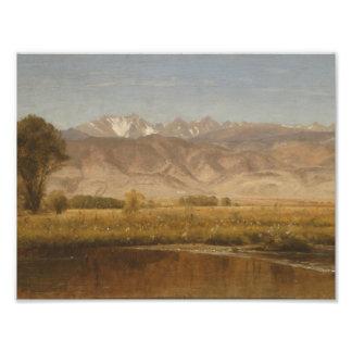 Worthington Whittredge - Foothills Colorado Photo Art