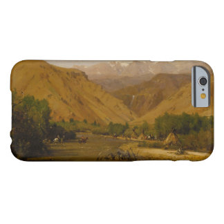 Worthington Whittredge - Indian Encampment Barely There iPhone 6 Case