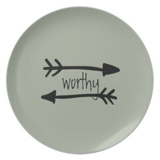 Worthy Plate