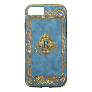 Woshamp Blew VII Unique Chic Monogram iPhone 8/7 Case