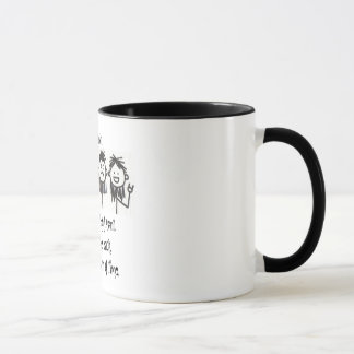 Would you like a Mullet with your coffee? Mug
