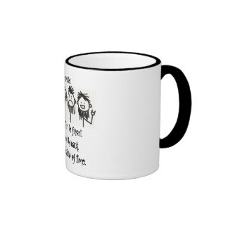 Would you like a Mullet with your coffee? Coffee Mugs